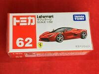 Tomica No. 62 La Ferrari (box)