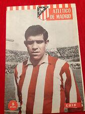 Atlético Madrid España Juventus Italia ferias Taza 1963 1964 Luis Aragones