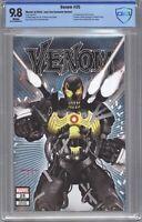 Venom #25 CBCS 9.8 Horn TRADE 1st Cover VIRUS Appearance (NOT CGC)