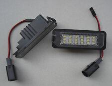 LED Kennzeichenbeleuchtung VW Golf 4 ab 98- Nummernschild Beleuchtung Tuning