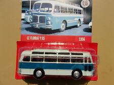 n° 58 FLOIRAT Y 55 Autobus et Autocar du Monde année 1956 1/43 Neuf Boite NEW