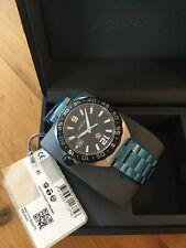 NEW Tag Heuer Formula 1 Quartz Black Dial Steel Men's Watch WAZ1110.BA0875