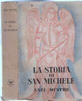 Alex Munthe la storia di San Michele Garzanti XXII edizione 1942 5983