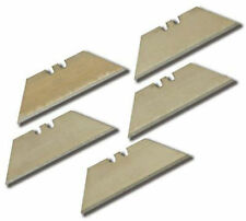 (400) Ultra Steel Cutting Utility Knife Replacement Blades In Dispensers