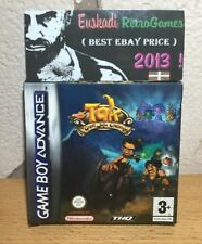 Tak : The Great Juju Challenge / GameBoy Advance / COMPLETO PAL ESP.