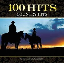 Various Artists - 100 Hits-Country Hits [New CD]