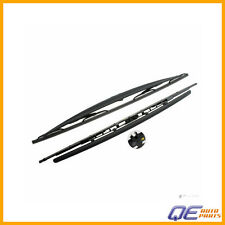 Front Mercedes Benz SLK230 SLK32 AMG SLK320 Windshield Wiper Blade Set Genuine