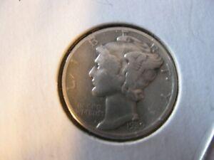"1939 ""Mercury"" Liberty Dime"