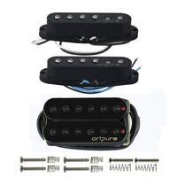 OriPure Alnico 5 HSS Electric Guitar Pickup Set Humbucker & Single Coil Pickups