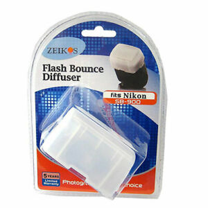 Hard Flash diffuser for Nikon SB900 flash  speedlite light dome sb910 bounce
