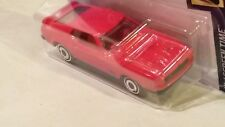 NEW Mustang Mach 1 Diamonds Are Forever Red Hot Wheels 1/64 James Bond 007 Ford