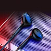 AK985 GM2 HIFI Metal Earphone Sport Headphone Stereo Headset 6D sound effect Mic