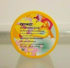 Amika Nourishing Mask Sea Buckthorn Berry 8.5oz Repairs Dry & Damaged Hair NEW