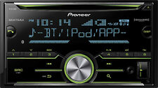 New listing Open-Box Excellent: Pioneer - Bluetooth - In-Dash Receiver - Black