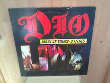 "DIO like the beat of the heart 12"" MAXI 45T"