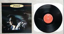 """DISQUE VINYL 33T LP MUSIQUE/ SPOOKIE """"SPOOKIE"""" 1988 CBS CBS 460903 1 FUNK / SOUL"""