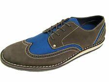 Original Penguin Men's Shoes Dapper Mix Brown Gulf Casual Dress Size 9 New