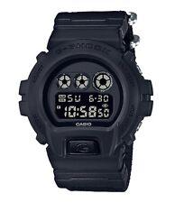 Casio G-Shock * DW6900BBN-1 Military Black Cordura Nylon Strap Watch COD PayPal