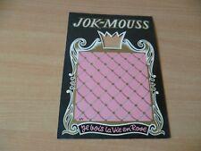 (B7)   PLV ANCIENNE CARTON JOKER JOK-MOUSS
