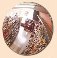 Indoor Safety Security Acrylic Mirror Usa Made Wide View Angle 12� Diameter New