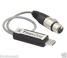 Avolites Titan One DMX USB Dongle for software
