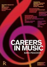 Careers Jobs In Music Industry Employment Business Student Guide Reference Book