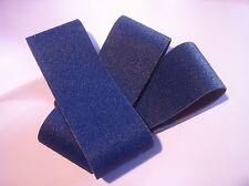 P80 Grit 10 Pack 100 x 610mm Zirconia Blue Belt For Portable Belt Sanders