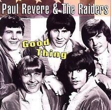 Paul Revere & the Raiders : Good Thing CD
