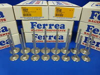 Ferrea Stainless Valves Ford Boss 302 351C 429 460 Intake &  Exhaust 2.190 1.760