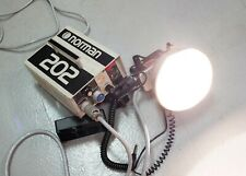 Norman 202 power pack, head with modeling light & Hasselblad ring light