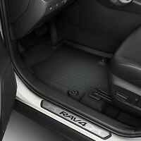 Genuine Toyota Rav4 2019> - Rubber Floor Mats PW210-42007