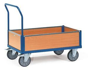 Kastenwagen Magazinwagen Plattformwagen 256- Bremsenwahl fetra Girse