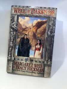 Well of Darkness by Hickman, Weis Sovereign Stone, Bk 1 (2000 Hardcover 1st Ed)
