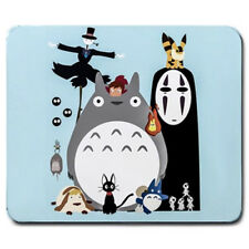 Totoro Mouse Pad Mousepad - Studio Ghibli my neighbor anime mat gift pc .