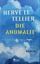 Die Anomalie Herve Le Tellier  Gebundene Ausgabe Gebraucht 1A