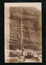ST HELENA Jacob's Ladder c1920/30s? RP PPC