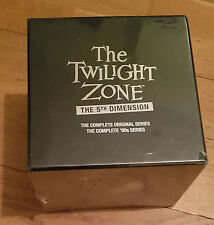 Twilight Zone: The 5th Dimension - Complete 60's & 80's series - 41 DVD Box Set