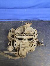 Rochester Quadrajet Carb Gm Carburetor Used 4 Barrel