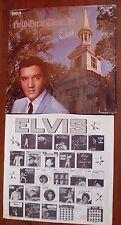 33T ELVIS PRESLEY- HOW GREAT THOU ART- RCA 1977- USA- ETAT PARFAIT -SOUS CELLO