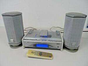 JVC FS-SD 770 R Home Audio System  K2