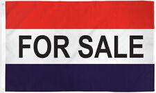 For Sale Flag 3x5ft For Sale Banner Sign Real Estate Flag Dealership Flag