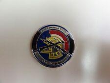 CHALLENGE COIN US AIR FORCE BASE HONOR GUARD HURLBURT FIELD DRILL TEAM VENI VEDI
