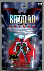 Batman of the Future Manta Racer Figurine - Hasbro - Unopened