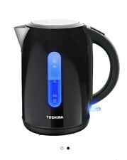 Toshiba Electric Kettle Black / Silver New In Box