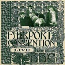 "FAIRPORT CONVENTION ""LIVE AT THE BBC"" 4 CD BOX NEUWARE"
