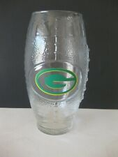 NFL Greenbay Packers 23 oz. Football Shaped Beer Glass