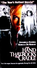 The Hand That Rocks the Cradle (VHS, 1992) Annabella Sciorra, Rebecca De Mornay