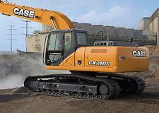 CASE CX210C Tier 4 Crawler Excavator Workshop Service Repair Manual