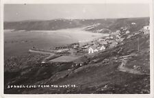 The Cove From The West, SENNEN, Cornwall RP