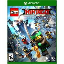 Xbox One 1 LEGO Ninjago Movie Video Game NEW Sealed REGION FREE USA Plays on all